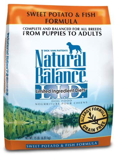 Natural Balance Dry Dog Food, Grain Free Limited