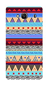 SWAG my CASE PRINTED BACK COVER FOR XIAOMI REDMI 2S Multicolor