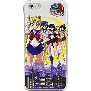 美少女戦士セーラームーン・iPhone5対応キャラクターハードケース(集合[縦柄])SLM-02ALLTT