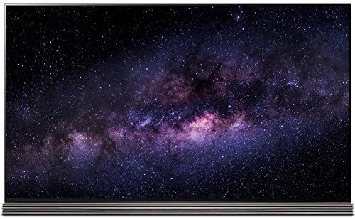 LG Electronics OLED65G6P Flat 65-Inch 4K Ultra HD Smart OLED TV (2016 Model) (Lg Flat Screens compare prices)