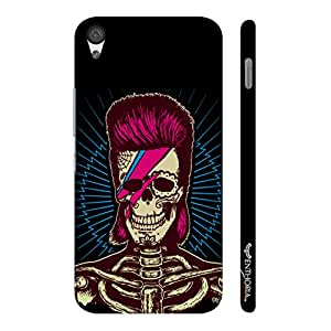 One Plus X Punk Skull designer mobile hard shell case by Enthopia