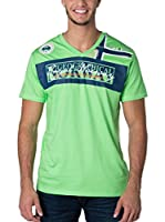 Geographical Norway Camiseta Manga Corta Snht (Verde)
