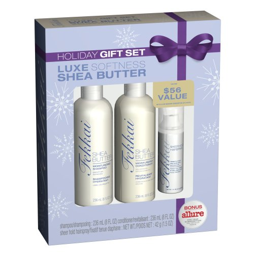 Fekkai Shea Butter Hair Products Holiday Gift Set Discount