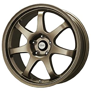 MB Wheels Weapon Bronze Wheel (17x9