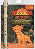 Hal Leonard The Lion King Recorder Fun Pack (0793532302) by Elton John