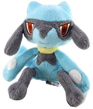 "Pok?mon Pokemon Center Official Nintendo Pokemon Center Canvas Plush Stuffed Toy - 4"" Riolu at Sears.com"