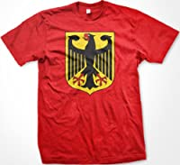 Germany Deutschland German Eagle Mens T-shirt, Deutschland German Pride Men's Tee Shirt