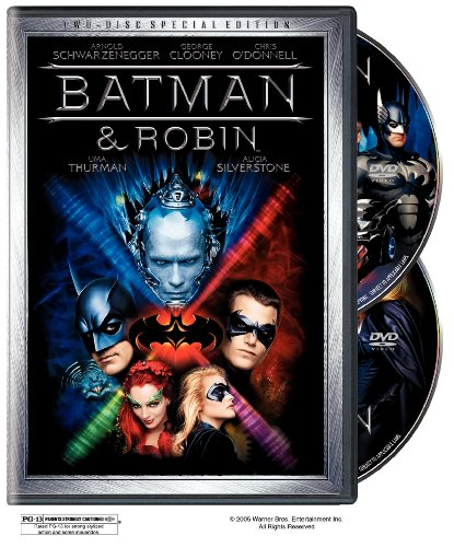 Cover art for  Batman & Robin (Two-Disc Special Edition)