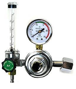 Argon CO2 Mig Tig Flowmeter Regulator Welding Regulator