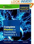 Complete Physics for Cambridge Second...