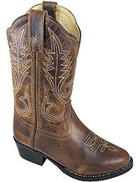 Smoky Mountain Stockman Men's Leather Western Boot