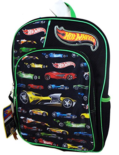 mattel-hot-wheels-16-inch-full-size-backpack-for-kids-come-with-bonus-car-toy