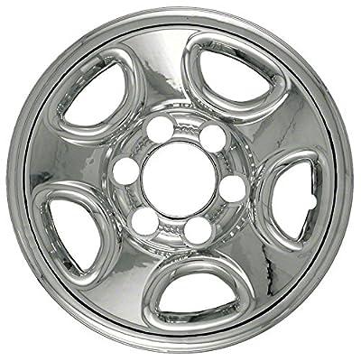 99-05 Chevy Silverado 16-inch Chrome Wheel Skins (Set of 4)