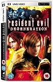 Resident Evil: Degeneration [UMD Mini for PSP]