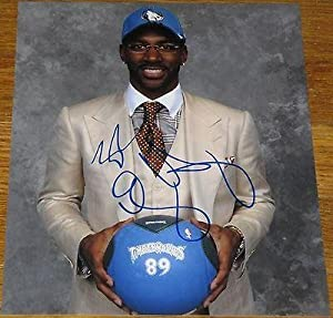 Autographed Mayo Photograph - 8x10 Dallas Mavericks Usc Coa C - Autographed College... by Sports Memorabilia