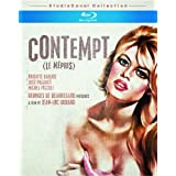 Contempt (Le M�pris) [Blu-ray] (Bilingual)by Brigitte Bardot