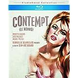 Contempt (Le M�pris) [Blu-ray] (Bilingual)by Brigitte Bardot