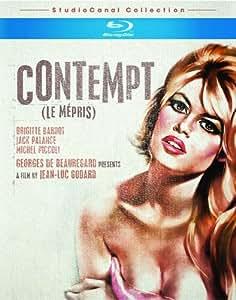 Contempt (Le Mépris) [Blu-ray] (Bilingual)