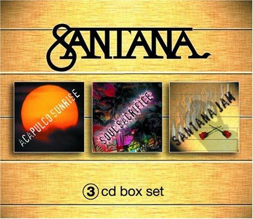 Santana - Acapulco Sunrise/Santana Jam/Soul Sacrifice - Zortam Music