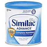 Similac Advance Infant Formula, with Iron, Powder, 12.4 oz.