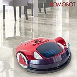 Komobot Robot Aspirapolvere Automatico ruotante Lavapavimenti Intelligente