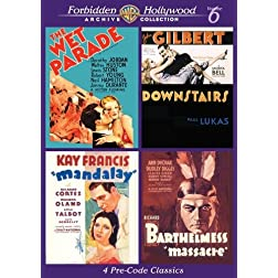 Forbidden Hollywood Collection: Volume 6