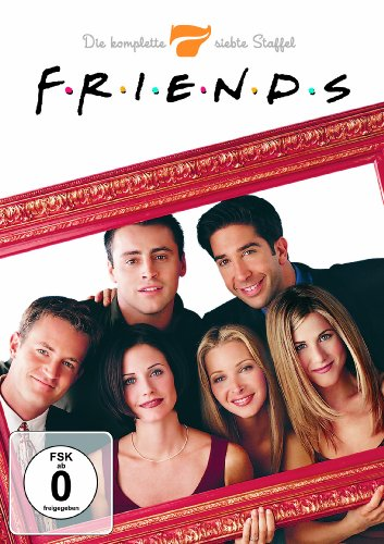 Friends - Box Set / Staffel 7 [4 DVDs]