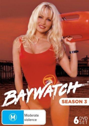 Baywatch - Season 3 (1992-1993) - 6-DVD Set ( Bay watch - Season Three ) by David Hasselhoff
