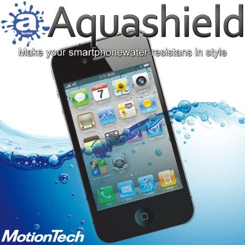 MotionTech 防水フィルム iPhone4対応 Aquashield IPX7相当 MT-WS01