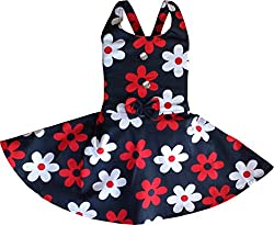 Cute Fashion Baby Girls Princess Party Wear 100% Cotton Dresses Clothing for 6 - 12 Months