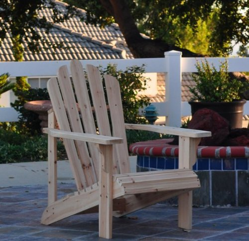 Westport Adirondack Chair Color: Natural