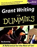 img - for Grant Writing For Dummies (For Dummies (Computer/Tech)) by Browning, Beverly A. (2001) Paperback book / textbook / text book