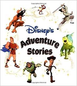 Buy Disney's Adventure Stories (Disney Storybook Collections) Book ...