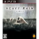 HEAVY RAIN(�w�r�[���C��) -�S���a�ނƂ�-�\�j�[�E�R���s���[�^�G���^�e�C�������g�ɂ��