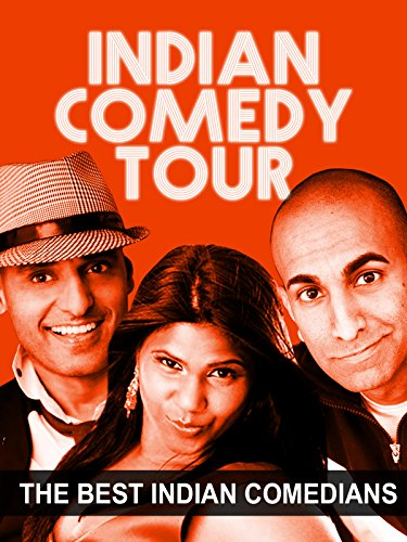 Indian Comedy Tour on Amazon Prime Instant Video UK