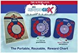 The Supernanny Reward Clox - The portable, reusable, complete Reward Chart system