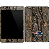 Skinit New England Patriots Realtree AP Camo iPad Mini 4 Skin - Officially Licensed NFL Tablet Decal - Ultra Thin, Lightweight Vinyl Decal Protection (Color: Brown, Tamaño: Small)