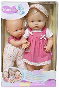 Amazon.com: Nenuco and Her Little Sister Doll Playset