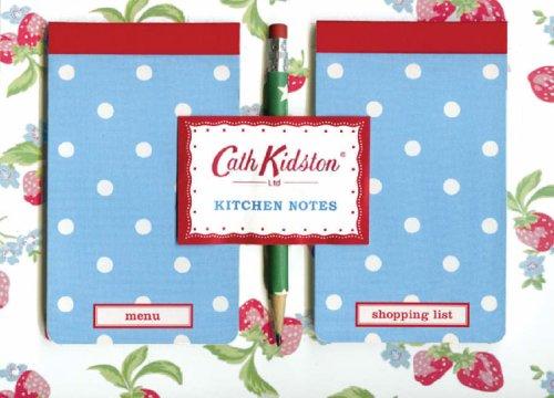Cath Kidston Kitchen Notes - Cath Kidston Stationery