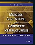 img - for Mergers, Acquisitions, and Corporate Restructurings book / textbook / text book