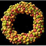 Exotic Creations Perfect Blend -Dried flower wreath(L=40 cm X W=40 cm X D= 40 cm)