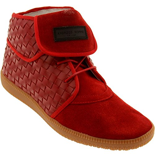 Android Homme Men's Mach 1 Woven (mars red)-12.0