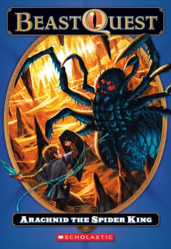 Arachnid: the Spider King (Beast Quest, No. 11) (Quest Of Kings compare prices)