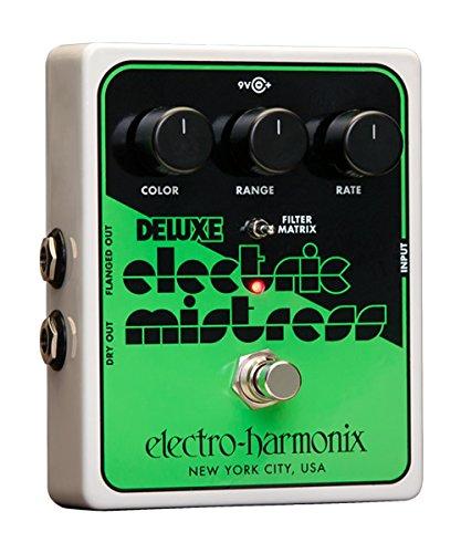 electro-harmonix エレクトロハーモニクス アナログフランジャー Deluxe Electric Mistress XO 【国内正規品】