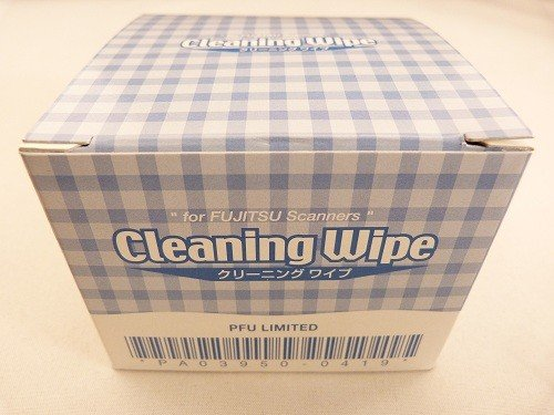 Fujitsu - Cleaning wipes - for fi-5900, ScanSnap S1100, S1300, S1500, S300, S510, ScanSnap for Mac - (Fujitsu S1100 compare prices)