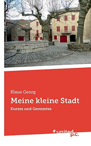 Meine Kleine Stadt  [Georg, Klaus] (Tapa Blanda)