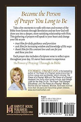 The Power of Praying Through the Bible: Book of Prayers