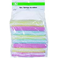 Do it Best GSCC301025Sponge Scrubber - Smart Savers-8PC SCRUBBER SPONGE