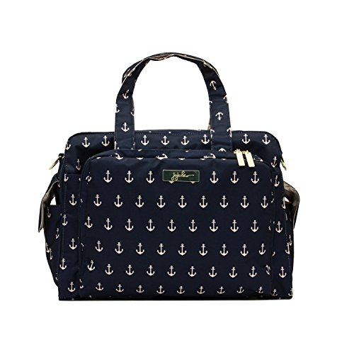 Ju-Ju-Be Legacy Nautical Collection Be Prepared Diaper Bag, The Admiral