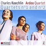 quatuor à cordes n°1 op.51 - quatuor à cordes n°2 op.57